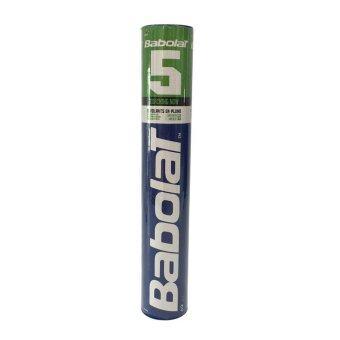 Babolat ลูกแบดมินตัน BABOLAT SHUTTLECOCKS 5 /76