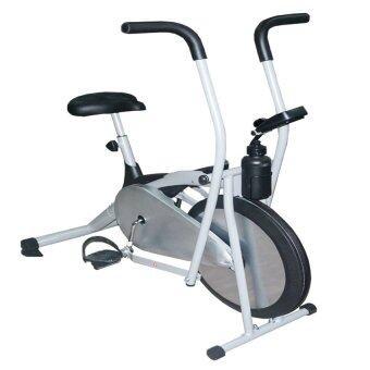 iBettalet Air Bike จักรยานออกกำลังกาย 2 ระบบ รุ่น ST426 แถมฟรี หูฟัง Bluetooth MS-B5 สีขาว มูลค่า 359 บาท