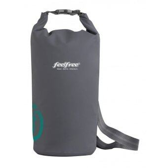 Feelfree กระเป๋ากันน้ำ waterproof bag - Dry Tube 10 Litre. - Grey
