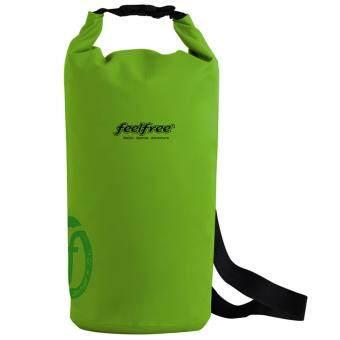 Feelfree กระเป๋ากันน้ำ รุ่น Dry Tube 10 ลิตร (Lime)