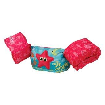 ชูชีพว่ายน้ำสำหรับเด็ก COLEMAN Stearns Kids Puddle Jumper Swimming Life Jacket Vests ลาย 3D Starfish