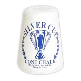 แป้งทามือสำหรับผู้เล่นพูลหรือสนุกเกอร์ Silver Cup Cone Chalk