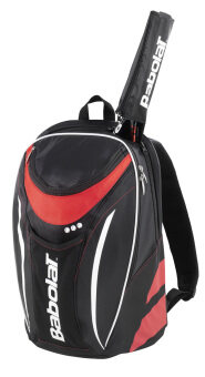 Harga Babolat Club Backpack (Black/Red)