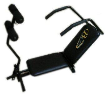 BSport อุปกรณ์สร้างกล้ามเนื้อ AB SLIMMER รุ่น IGS0005 (สีดำ)