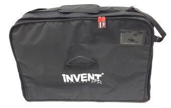 "INVENT กระเป๋าใส่จักรยานพับล้อ14\-20""สีดำ"