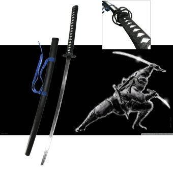 ประเทศไทย JAPAN ดาบนินจา โมโมจิ ซาบุสะ (zabusa momoji) Sword + แท่นวาง