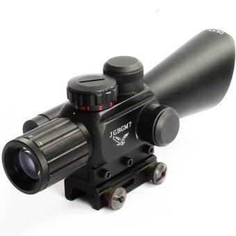 กล้องติดปืน JGBM7 Laser 4x30mm