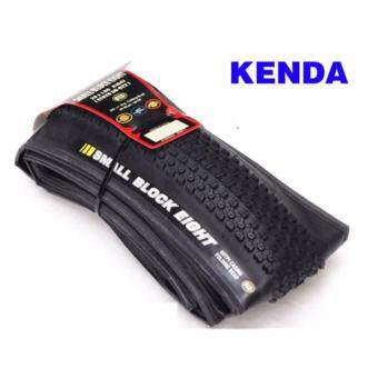 KENDA K-1047 ยางรถจักรยาน MTB ขนาด 26 x 2.10 ขอบพับ (สีดำ)