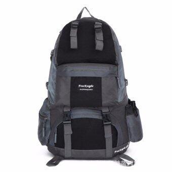 ประเทศไทย กระเป๋าเป้เดินทาง KF Backpack สีดำ