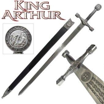 ประเทศไทย KING ARTHUR EXCALIBUR SWORD ดาบเอกซ์แคลิเบอร์ ของ กษัตริย์อาร์เธอร์ (วัสดุสแตนเลสขัดเงา)