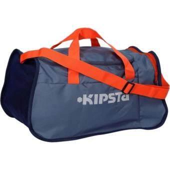 กระเป๋ากีฬา KIPOCKET 40 ลิตร (สีน้ำเงิน/เทา)