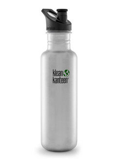 Klean Kanteen® Classic 27oz Sport (BRUSHED STAINLESS )