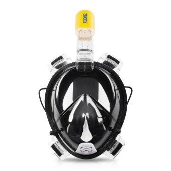KUOKEL Snorkeling Mask SM (Black) - intl(Black)(Black)
