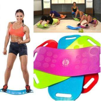 LALANG Creative Simply Fit Board Balance Board AS SEEN ON TV\nFitness Balance Trainer Green