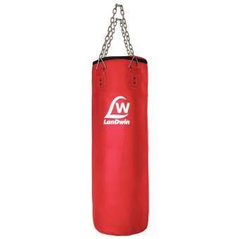 LANDWIN กระสอบ หนัง แลนด์วิน Punching Bag PU 1 Lining 40x100cm. LW895 (มี3สี) ไม่อัดกระสอบ