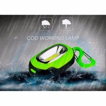 2561 ไฟพกพากันน้ำ LED COB Camping light