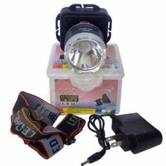 ไฟฉายคาดศีรษะ LED รุ่น MP-9250 500 วัตต์ กันน้ำได้ ( แสงสีขาว ) - 4