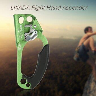LixadaRight Hand Ascender for 8mm-13mm Rope Rock Climbing Caving Rescue - intl