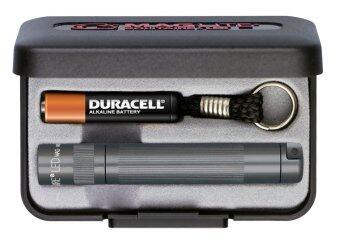 ราคา Maglite ไฟฉาย SOLITAIRE LED SINGLE CELL AAA MAGLITE -GRAY (BOX)