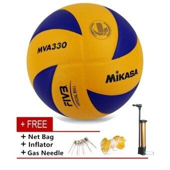 Mikasa MVA 330 Volleyball Soft PU Volley Ball MVA330 - intl