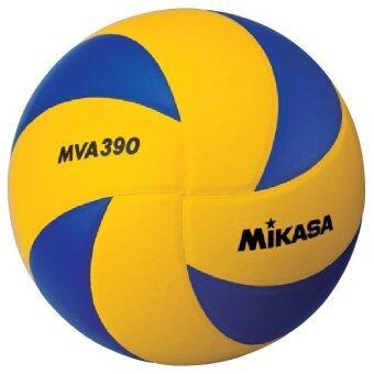 MIKASA วอลเลย์บอล Volleyball MKS PVC MVA390