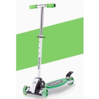 Minlane Kids Scooter Green สกู๊ตเตอร์ สีเขียว