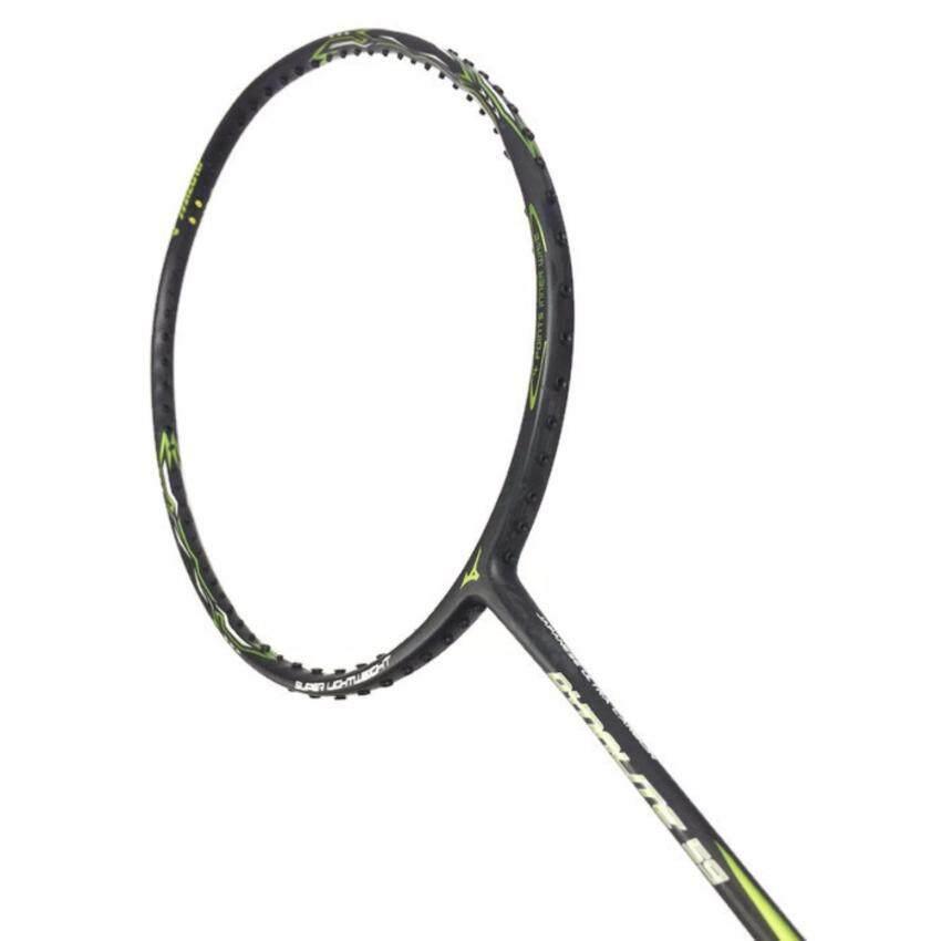 MIZUNO ไม้แบดมินตัน DYNALITE 59 W/FULL HC - G5(สีดำ/สีเขียว/สีเงิน)