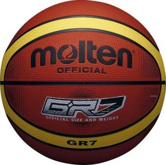 MOLTEN บาสเก็ตบอล Basketball RB MOT BGRX7-TI