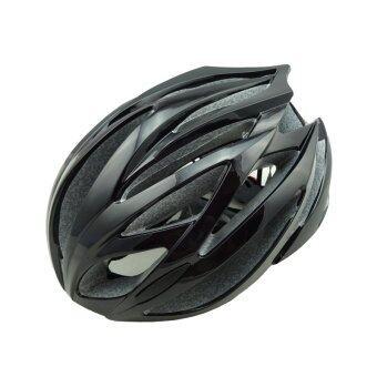 Morning หมวกจักรยาน รุ่น New H-15 (Black)