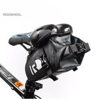 กระเป๋าติดใต้อานจักรยาน ดีไซน์สวย ทันสมัย กันน้ำ 100%