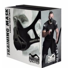 Newest 2017 Phantom Athletics Training Mask for High Quality Training 2.0 Supplies Equipment Popular Mask(size:L) - intl