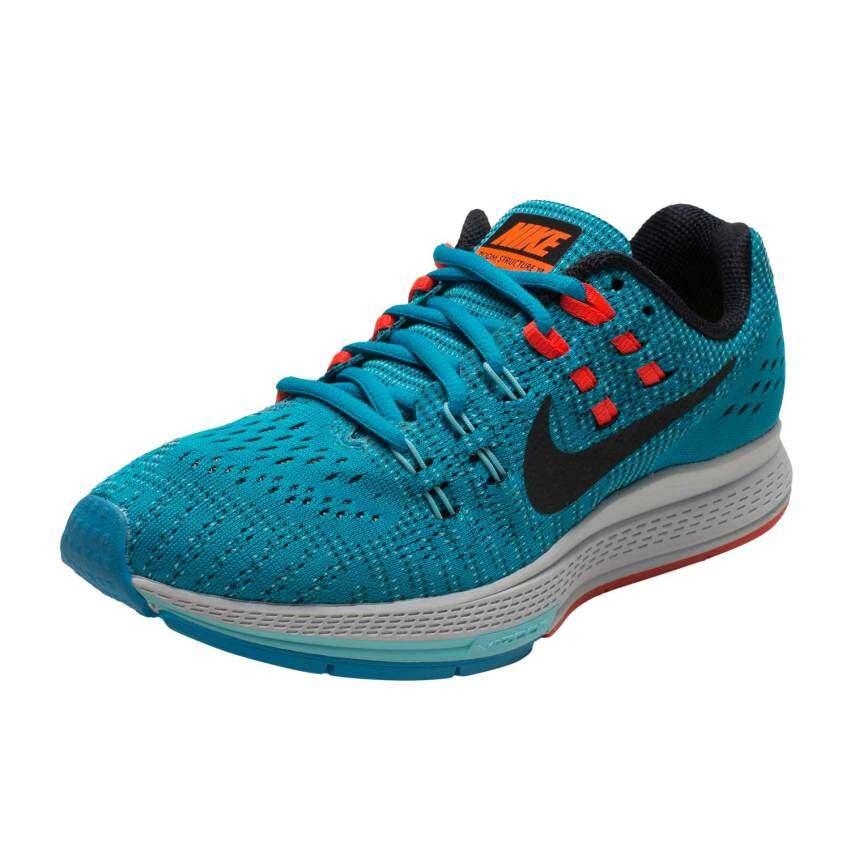 Nike Women Running รองเท้าวิ่งผู้หญิง W Air Zoom Structure 19 #806584-400