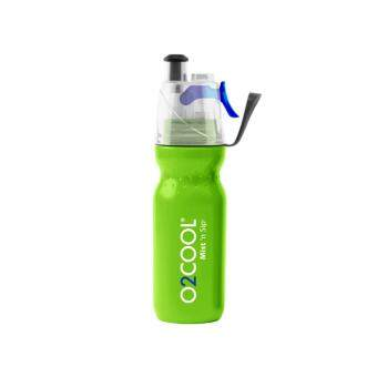 2561 O2COOL ขวดน้ำรุ่น ArcticSqueeze Mist N Sip - 20oz (Green)