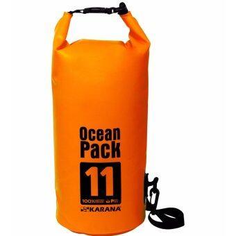 ราคา Ocean Pack กระเป๋ากันน้ำ ขนาด 11 ลิตร