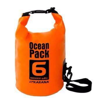 2561 กระเป๋ากันน้ำ Ocean Pack 6L