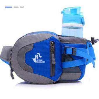 ราคา Okbike กระเป๋าปั่นจักรยาน VB01-001 สีน้ำเงิน(Blue)