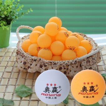 PAlight 10pcs/lot Table Tennis Balls 3-Star 40mm Sports Ping PongBalls Toys - intl