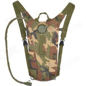 PARBUF กระเป๋าใส่น้ำ กระเป๋ากีฬา กระเป๋าจักรยาน วิ่ง พร้อมถุงน้ำ 2ลิตร SPORT WATER BAG 005