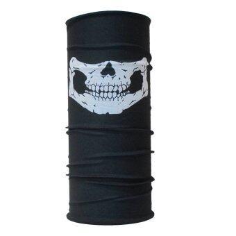 Parbuf ผ้าอเนกประสงค์ ป้องกัน UV ผ้าโพกหัว ผ้าพันคอ รุ่น PB071