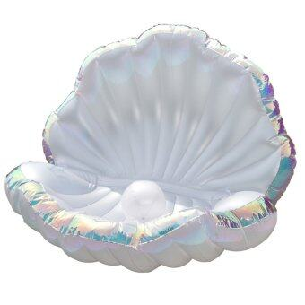 ประเทศไทย ห่วงยางเล่นน้ำแฟนซีแบบหอยมุก (Pearl Seashell Infratable)
