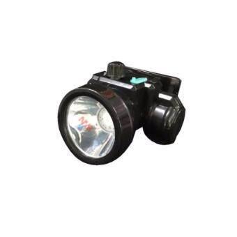 2561 PL ไฟฉายคาดศีรษะ LED รุ่น D281 8 วัตต์แบบชาร์จ (กันน้ำกันฝน)