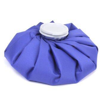 กระเป๋าน้ำร้อนประคบเย็นปวดเข่าปวดคอกีฬาความบาดเจ็บ (สีม่วง)