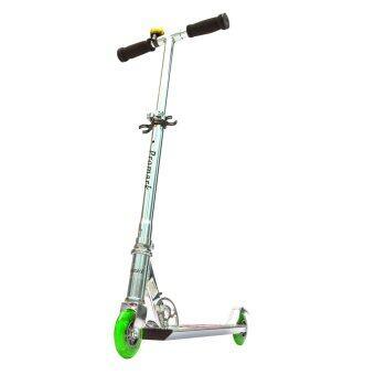 Promark สกู๊ตเตอร์อัลลอย์ 2 ล้อ Scooter Alloy (Green)