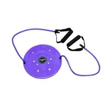 Promark จานทวิส มีเชือก Twister with Rope (Purple)
