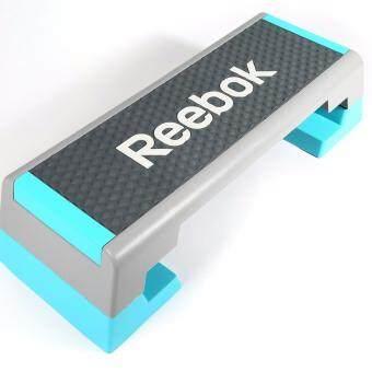 Reebok RAP-11150BL รีบอค สเต็ป (Reebok Step) - สีเทา/ฟ้า