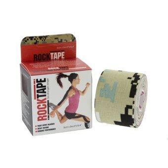 ROCKTAPE เทปพยุงกล้ามเนื้อ รุ่นมาตรฐาน Kinesiology tape ( สี DIGITAL)