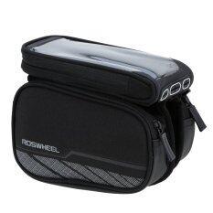 ROSWHEEL กระเป๋าถุงผ้าสำหรับใส่ของสำหรับจักรยาน