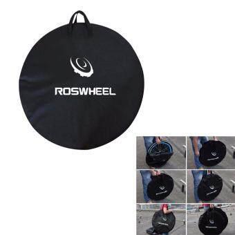 ซื้อ/ขาย กระเป๋าใส่ล้อจักรยาน Roswheel (สีดำ)