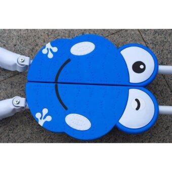 Scooter สกู๊ตเตอร์เด็ก ขาแยก 4 ล้อ สกุดเตอร์ถีบ ขาแยกสกู๊ตเตอร์พับได้ เด็ก ผู้ใหญ่ - 4