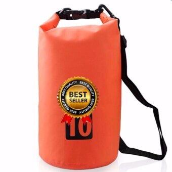 2561 SEVEN SHOP กระเป๋ากันน้ำ ถุงกันน้ำ ถุงทะเล Waterproof Bag ความจุ 10 ลิตร